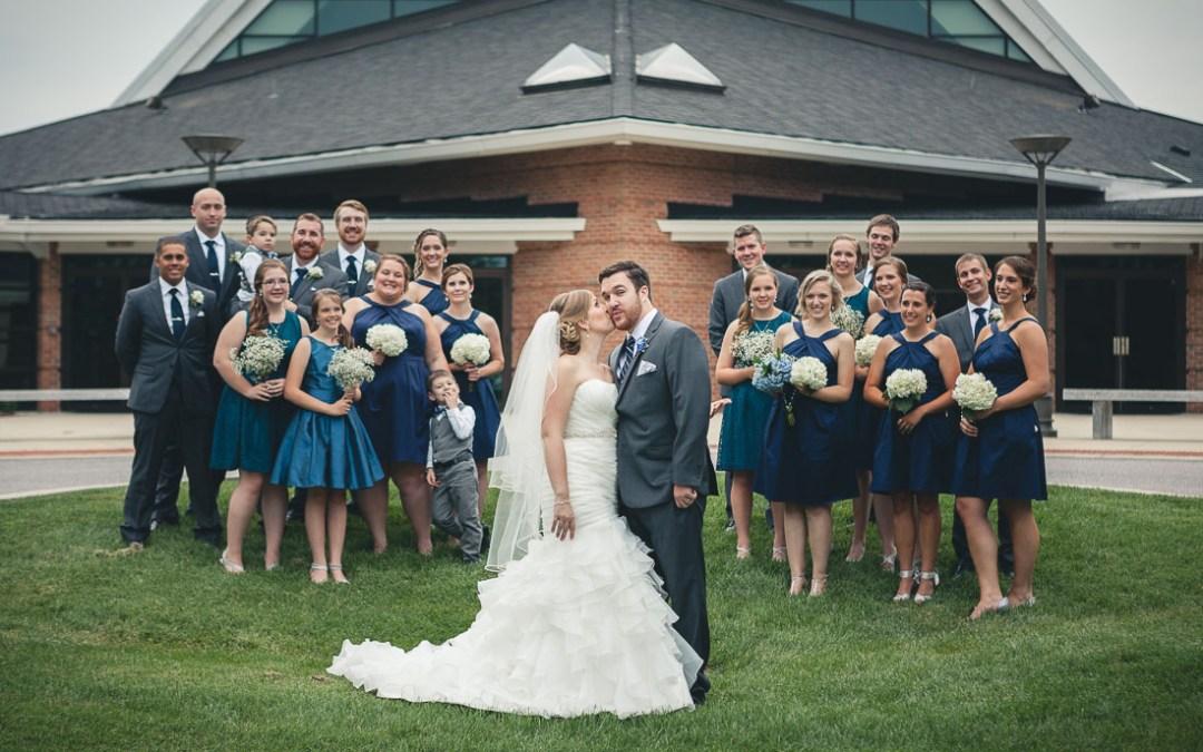 Matt & Annette's Wedding at Holy Family Catholic Church in Davidsonville