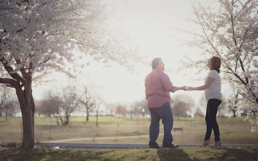 6 Beautiful Locations for Your Spring Portrait Session