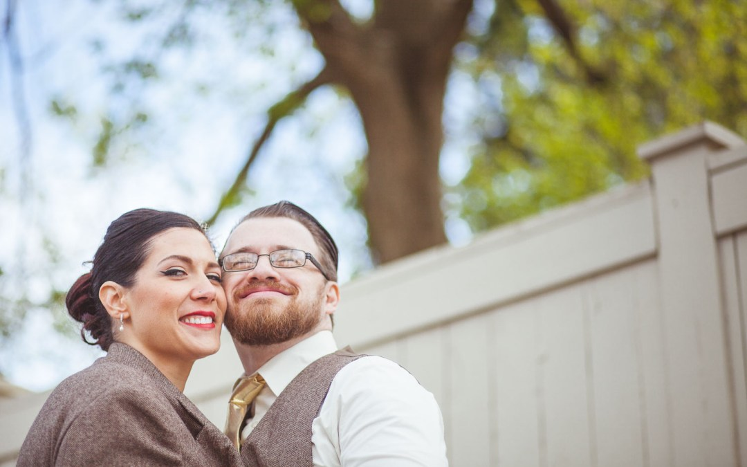 A Wonderfully Simple Wedding at the Annapolis Courthouse