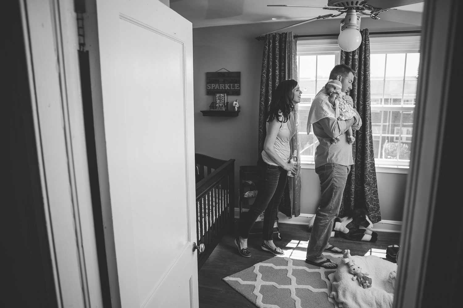 newborn shoot at home in Baltimore with petruzzo photography 03