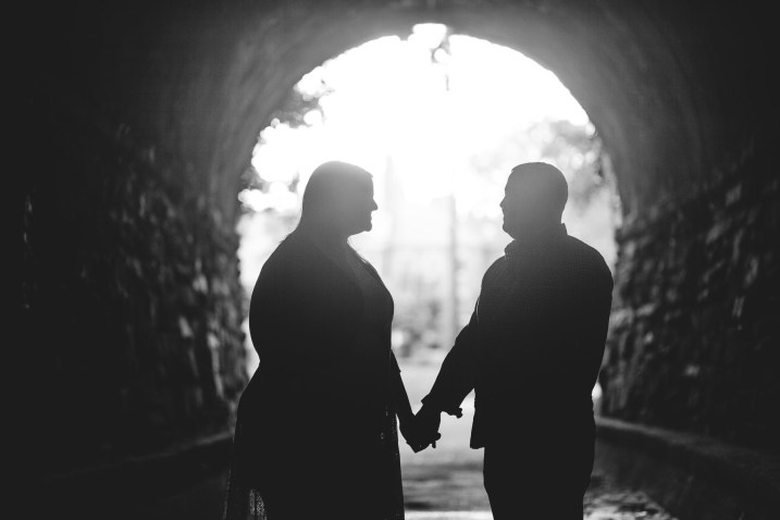 sunrise engagement session by Petruzzo Photography in old town Alexandria 10