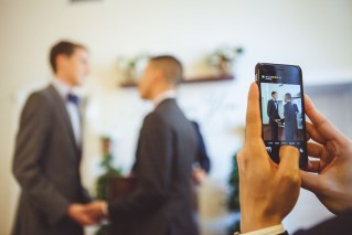 Brett and Justin's annapolis courthouse wedding with Petruzzo Photography 11
