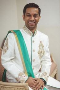 Pooja Ritual Engagement Ceremony from Felipe Sanchez with Petruzzo Photography 03
