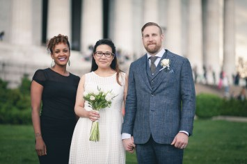 dc elopement from felipe sanchez with petruzzo photography 19