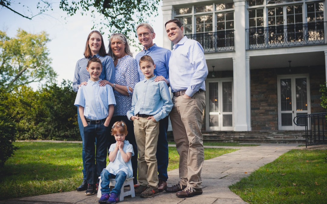Beautiful Family Revisits The Glenview Mansion