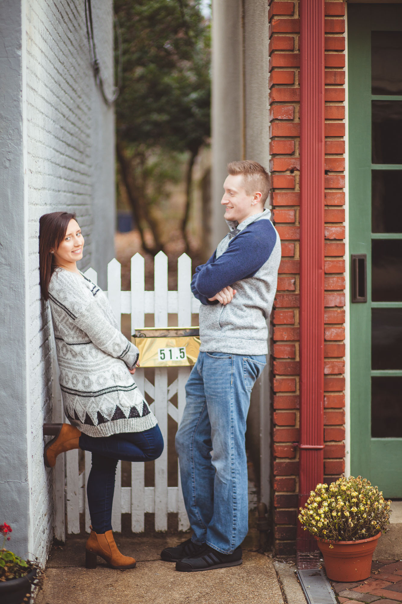 Engagement Session Turned Proposal Downtown Annapolis Petruzzo Photography 09