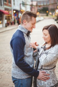 Engagement Session Turned Proposal Downtown Annapolis Petruzzo Photography 24