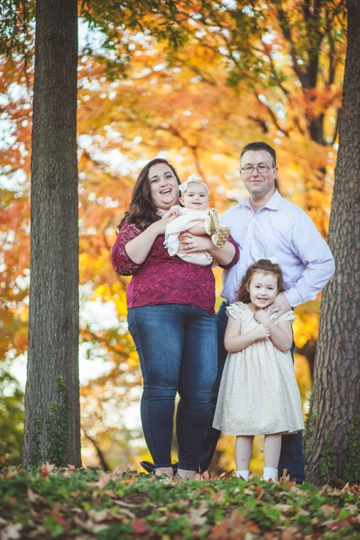 family in the 2016 fall colors 19