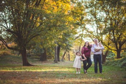 family in the 2016 fall colors 20