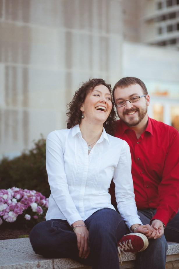 Engagement Session at John Paul 2 Memorial in DC Petruzzo Photography 02