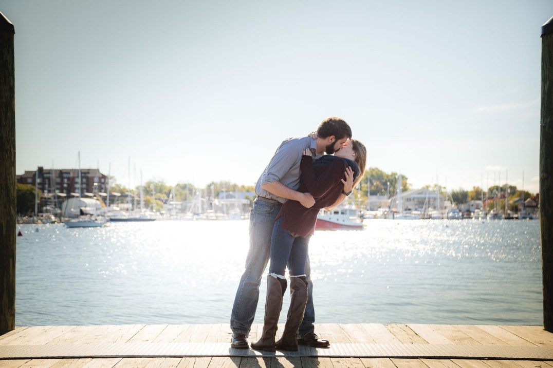 Engagement Session with Greg Ferko in Downtown Annapolis Petruzzo Photography 03