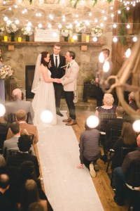 A Wedding Under the Warm Light of The Barnes at Hamilton Station 72