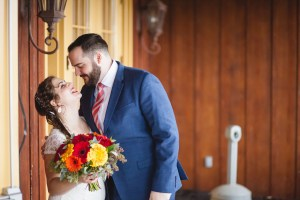 Bright Wedding On a Dreary Day at Linganor Wines 44