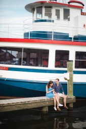 An Adventurous Engagement Session in St Michaels Maryland 06