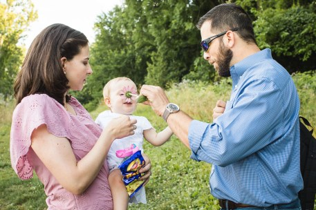 A Multi-Family Portrait Session at Irvine Nature Center in Owings Mills 32