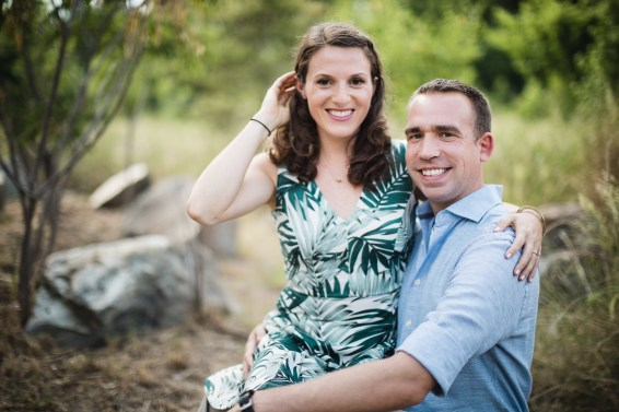 An Engagement Session Under the Woodrow Wilson Bridge Petruzzo Photography 02