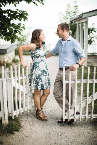An Engagement Session Under the Woodrow Wilson Bridge Petruzzo Photography 12