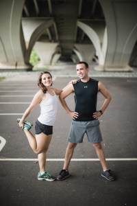 An Engagement Session Under the Woodrow Wilson Bridge Petruzzo Photography 22