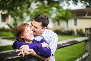 An Engagement Session at the Family Vacation Home 12