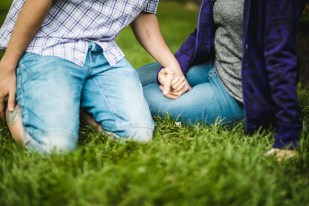 An Engagement Session at the Family Vacation Home 17