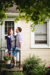 An Engagement Session at the Family Vacation Home 18