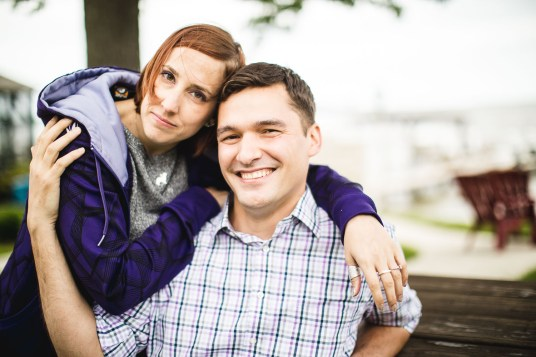 An Engagement Session at the Family Vacation Home 21
