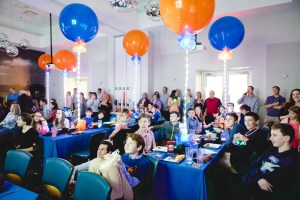 A Bar Mitzvah at Dave and Busters Petruzzo Photography Felipe Sanchez 21