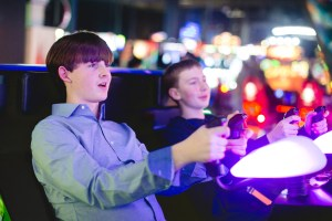 A Bar Mitzvah at Dave and Busters Petruzzo Photography Felipe Sanchez 39