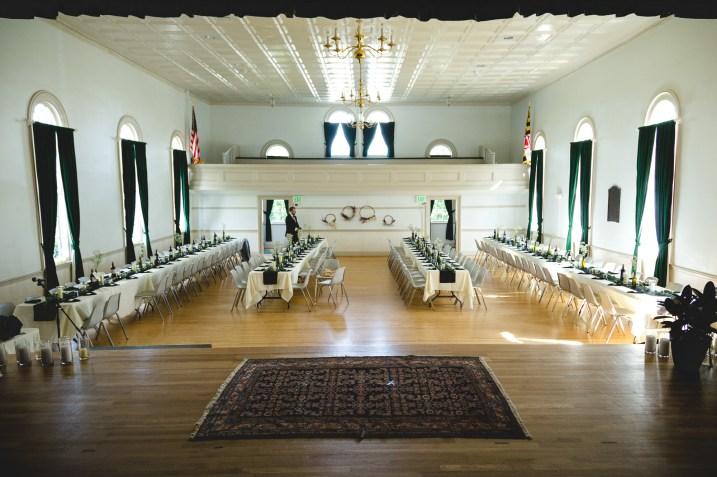 A Wedding at Historic Baldwin Hall from Greg & Erik 26