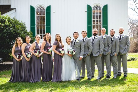 A Wedding at Historic Baldwin Hall from Greg & Erik 31