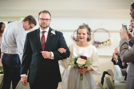 A Wedding at Historic Baldwin Hall from Greg & Erik 35