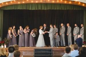 A Wedding at Historic Baldwin Hall from Greg & Erik 42