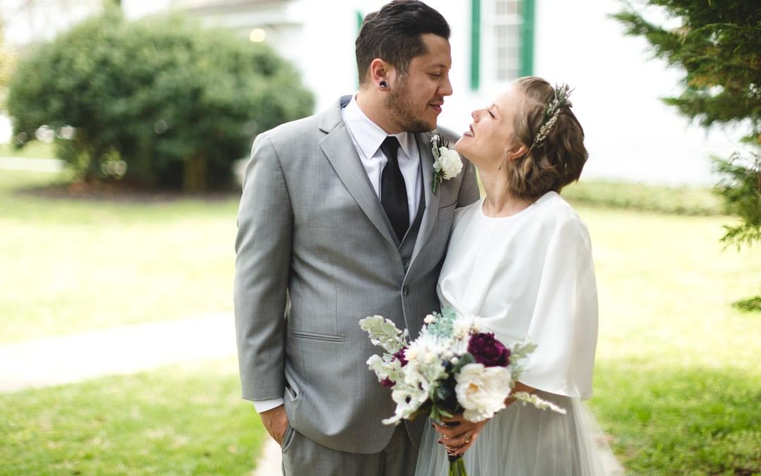Historic Baldwin Hall Wedding Photography from Greg & Erik