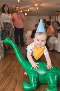 Felipe Covers This Little Guys First Birthday 15