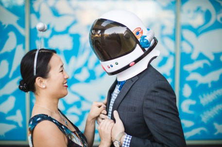This Couple Had Their Engagement Session on Earth 16