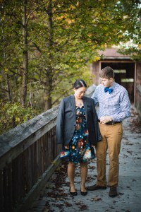 This Couple Had Their Engagement Session on Earth 23