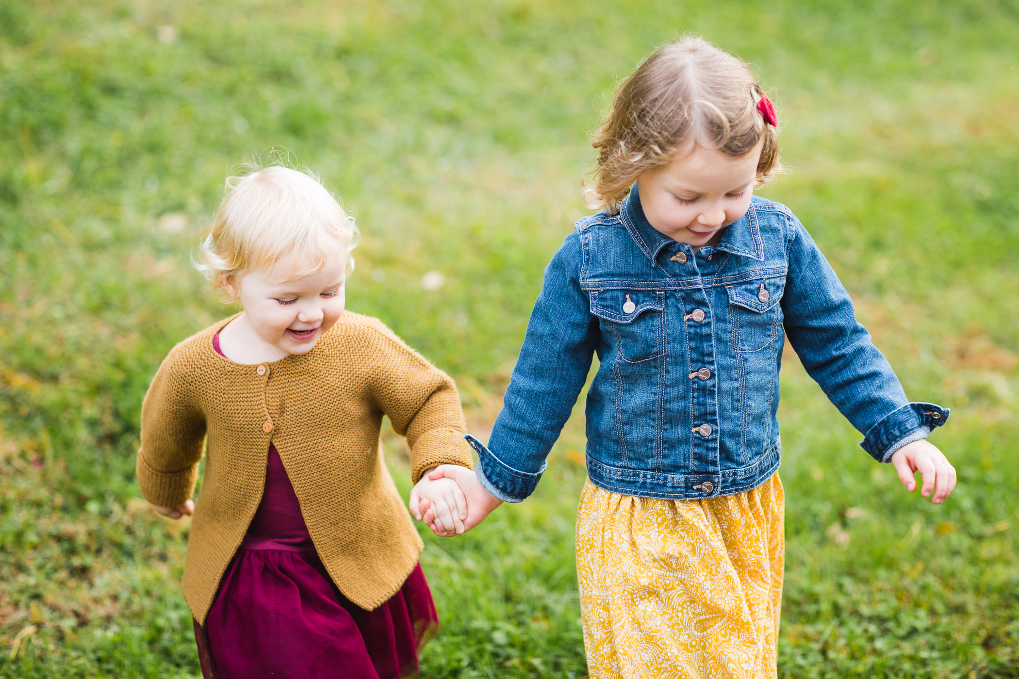 A Colorful Two-Part Autumn Family Session from Felipe 29