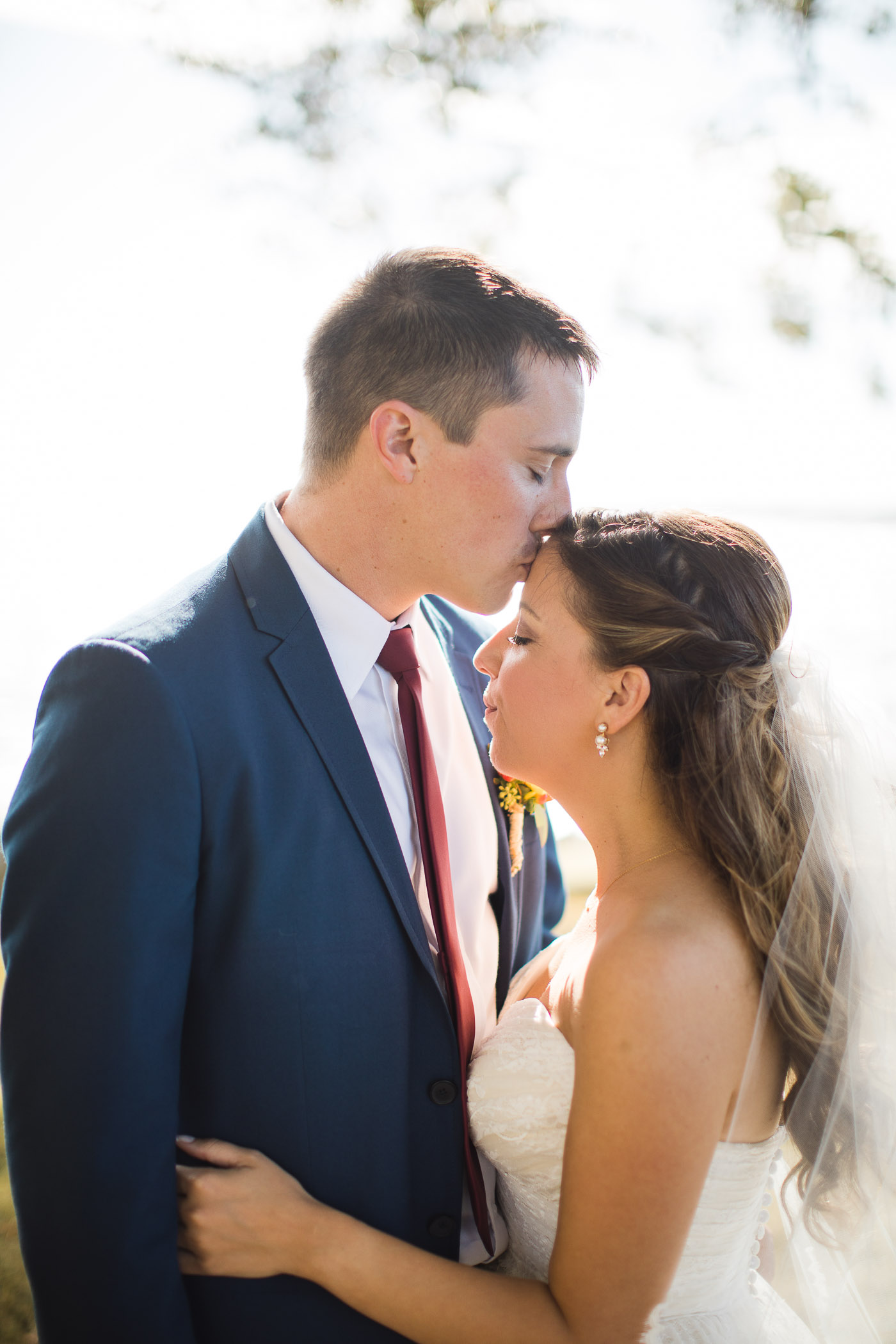 Beautiful Wedding Ceremony Formals at a Private Chesapeake Bay Lighthouse 13