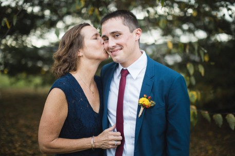 Beautiful Wedding Ceremony Formals at a Private Chesapeake Bay Lighthouse 29
