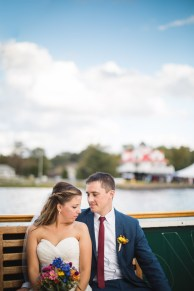 Beautiful Wedding Ceremony Formals at a Private Chesapeake Bay Lighthouse 34