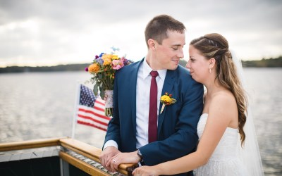 Beautiful Wedding Ceremony & Formals at a Private Chesapeake Bay Lighthouse
