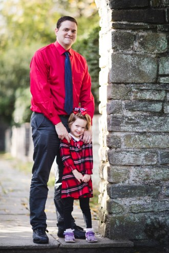 A Colorful October Family Portrait Session from Felipe 21
