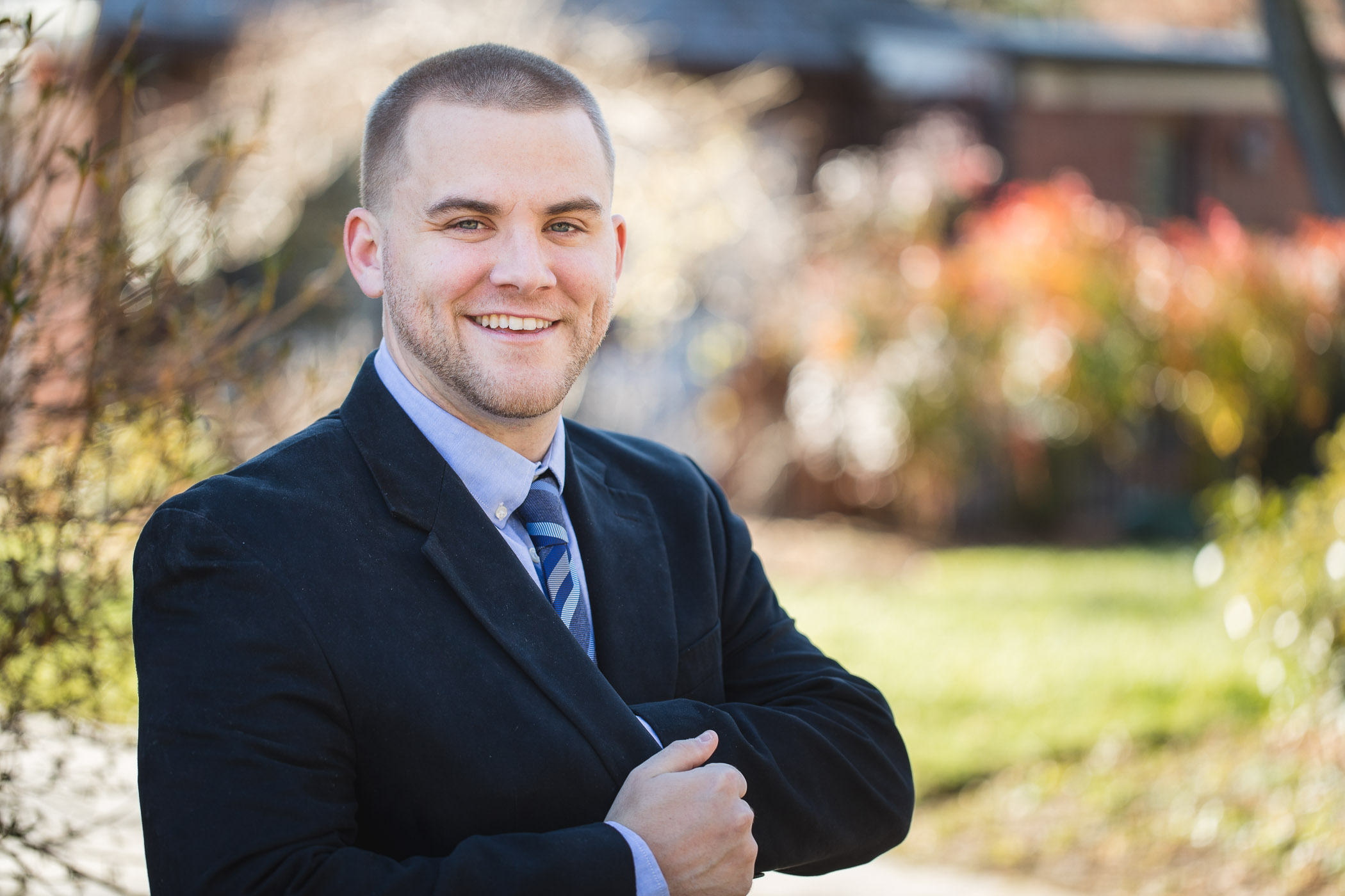 Last Minute Headshots for a Real Estate Agent in a Hurry