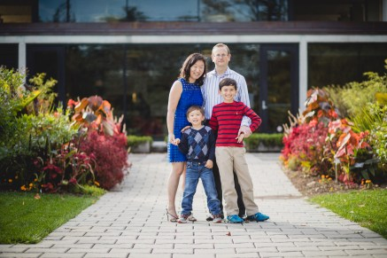 This Family Portrait Session in the National Arboretum 09