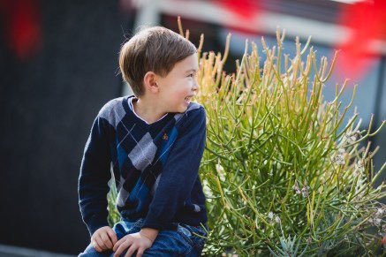 This Family Portrait Session in the National Arboretum 19