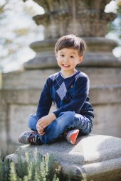 This Family Portrait Session in the National Arboretum 23
