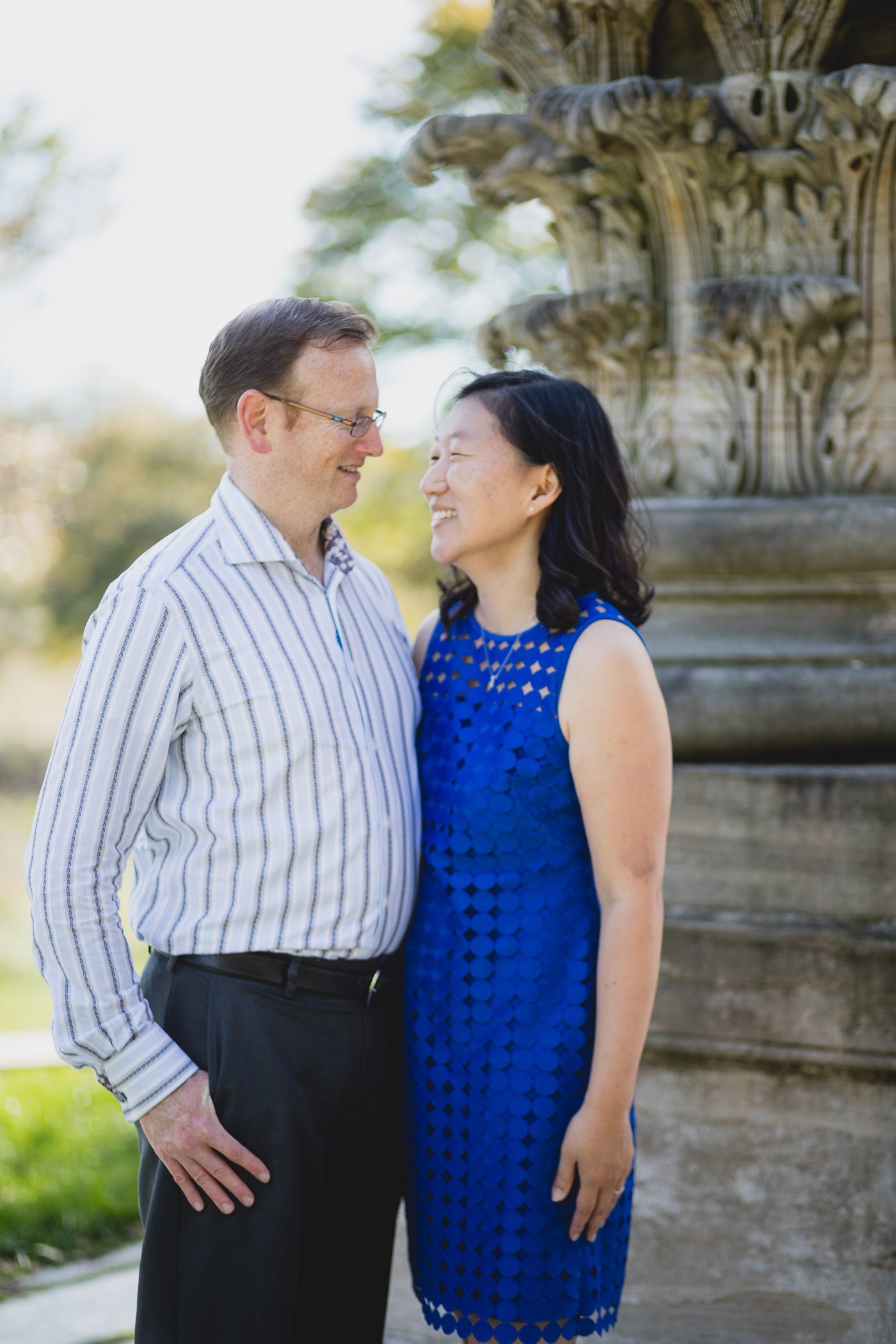 This Family Portrait Session in the National Arboretum 24