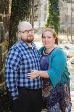 Ellicott City is For Lovers, An Engagement Session 01