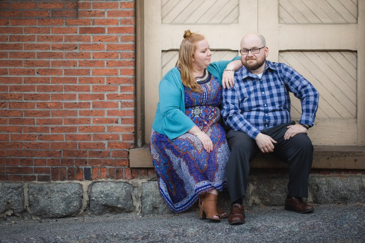 Ellicott City is For Lovers, An Engagement Session 09