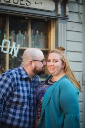 Ellicott City is For Lovers, An Engagement Session 13